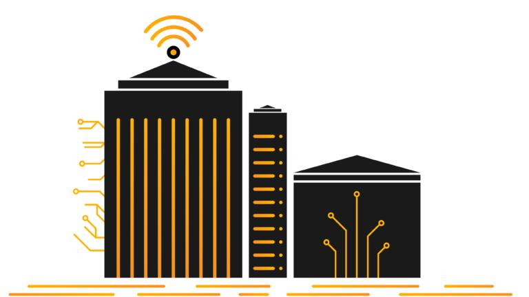 Infrastructures électriques optimisées smart building