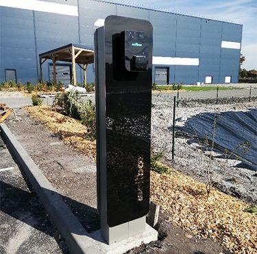 ElectrISE X Wallbox station de charge véhicules électriques