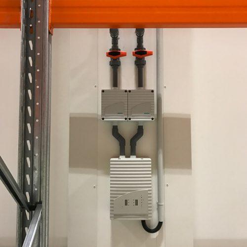 Installation électrique Bâtiment Logistique