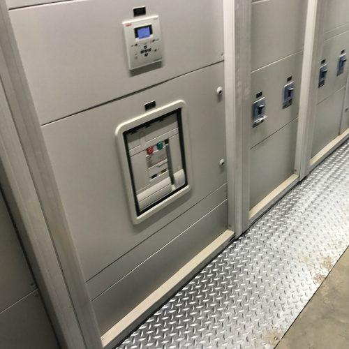Installation électrique Bâtiment Logistique ElectrISE